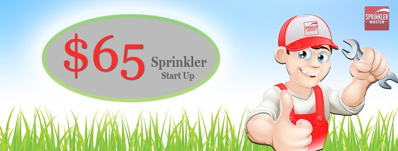 spring sprinkler start-up