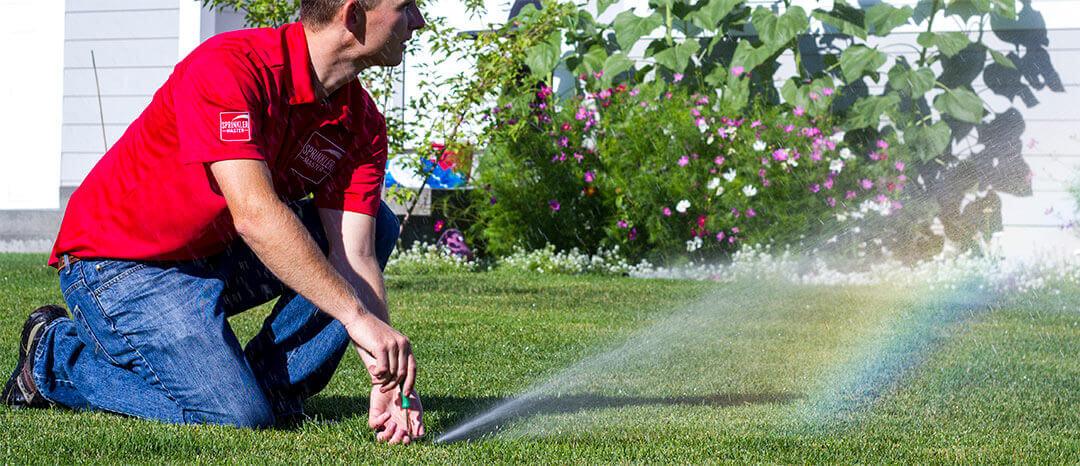 sprinkler master repair salt lake city utah technician